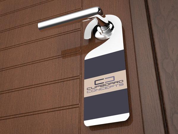 use door hangers to market your business now