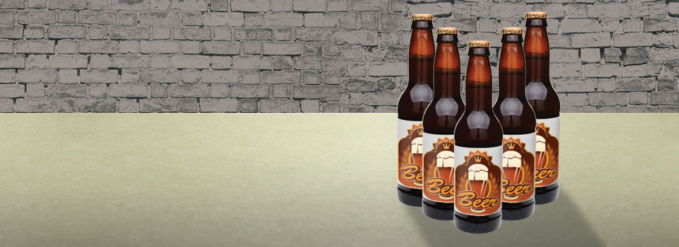 image relating to Printable Beer Bottle Labels referred to as Beer Bottle Labels uniquely Constructed Released