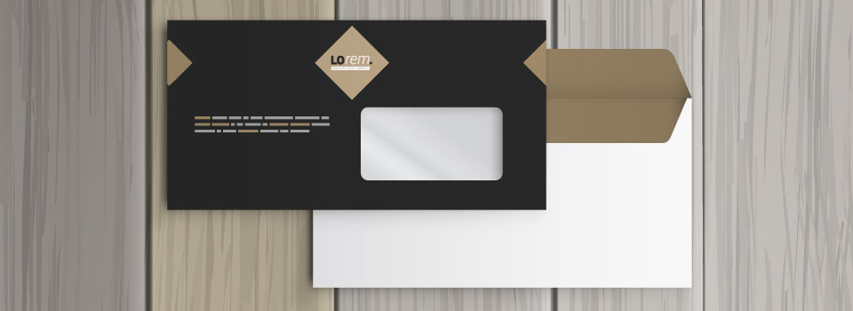 Asset Print offers premium envelope printing services
