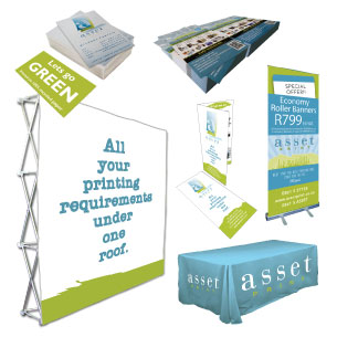 Exhibition stand pack