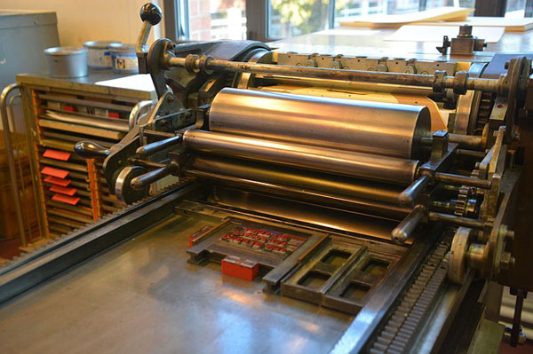 Printing technology has a rich history