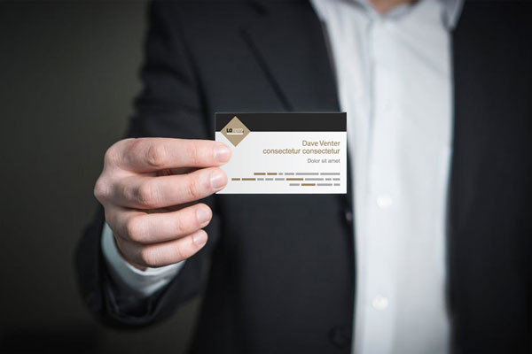 How to use business cards in a digital age colourmoves Gallery