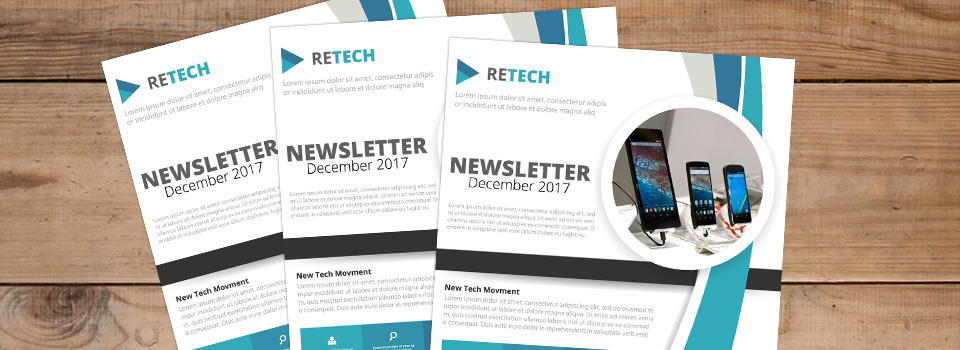 Quick & efficient newsletter printing services